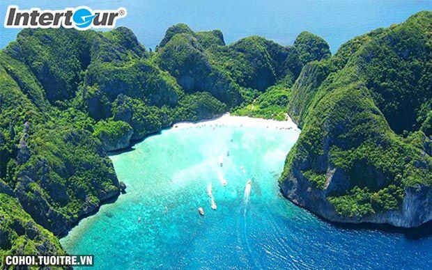 Top những bãi biển Thái Lan đẹp nhất