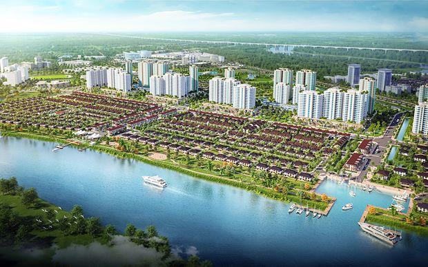 Trải nghiệm sống xanh ở thành phố bên sông