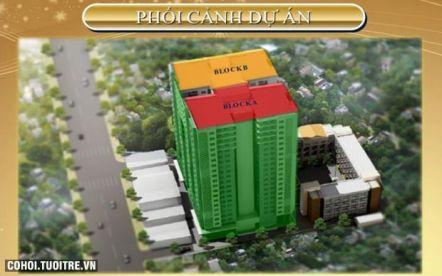 Căn hộ Tân Hương Tower - Quận Tân Phú