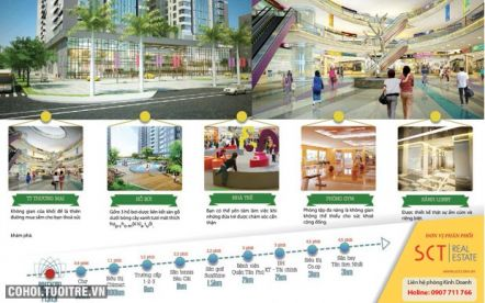 Dự án căn hộ Oriental Tân Phú