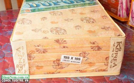 Nệm bông ép Dupong giảm giá 50%