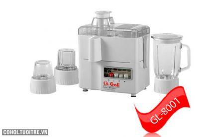 Máy xay ép đa năng Gali GL-8001 thương hiệu Việt