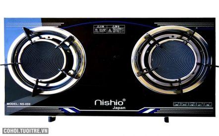 Bếp gas dương hồng ngoại Nishio NS-059