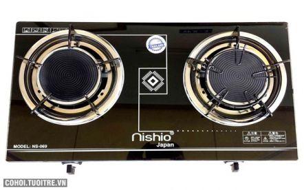 Bếp gas dương hồng ngoại Nishio NS-069