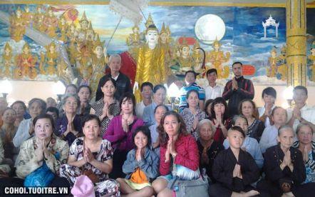 Hành hương từ thiện Myanmar - Campuchia - Thái Lan - Lào