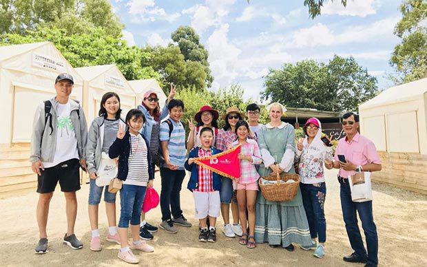 Du Lịch Việt ưu đãi hè đặc biệt đến 5 tỉ đồng