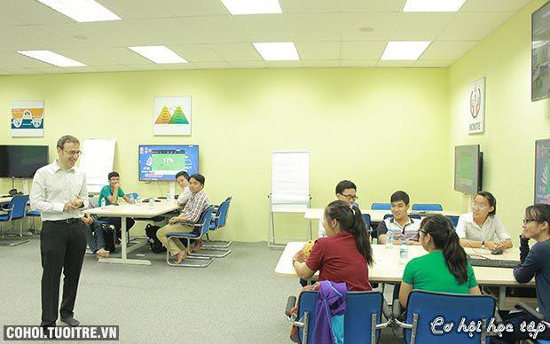 Cuộc thi viết luận tiếng Anh về giáo dục Vương quốc Anh