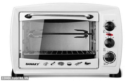 Lò nướng Sanaky VH-258B dung tích 25L