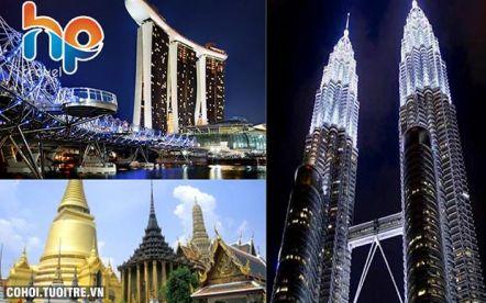 Du lịch Malaysia - Singapore 05 ngày dịp Tết Nguyên đán 2016