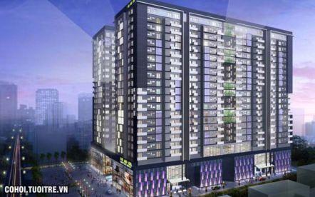 Căn hộ hiện đại Oriental Plaza quận Tân Phú