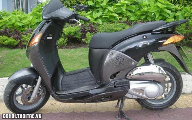 Honda A còng nhập Ý màu lông chuột