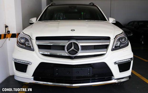 Mercedes-Benz GL500 4MATIC xe giao ngay bảo hành 4 năm