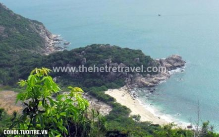Khám phá đảo Bình Ba