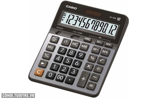 Máy tính Casio GX120B