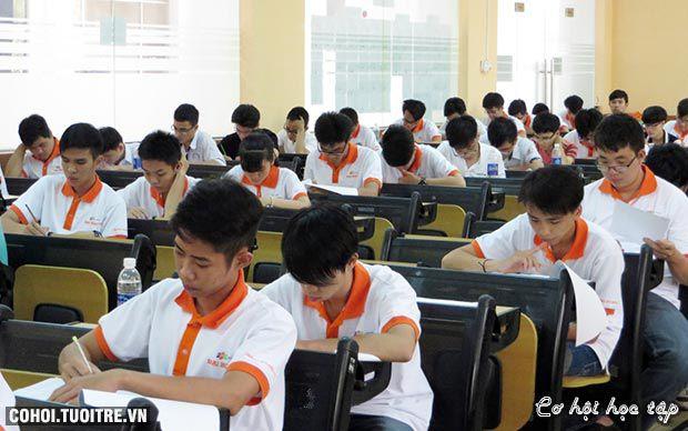 1500 thí sinh đầu tiên trúng tuyển hệ chính quy ĐH FPT