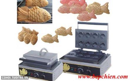 Máy làm bánh Taiyaki