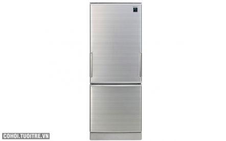 Độc đáo tủ lạnh Sharp cửa mở 2 chiều, giá tốt