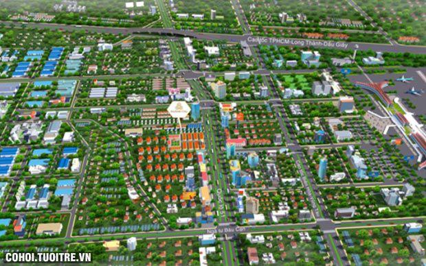 Airlink City đón đầu sân bay quốc tế Long Thành