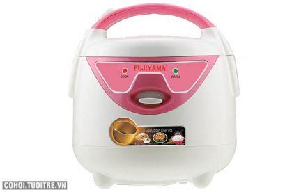 Nồi cơm Fujiyama FRC-1510 (hồng)