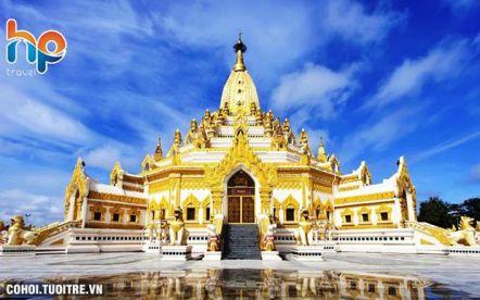 Du lịch hành hương Myanmar 04 ngày Tết Nguyên đán 2016