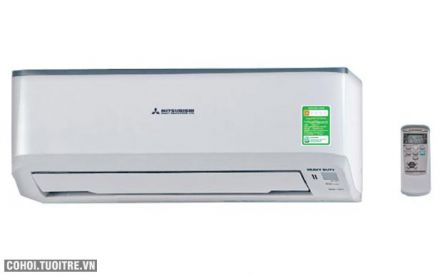 Máy lạnh MITSUBISHI 1HP làm lạnh nhanh