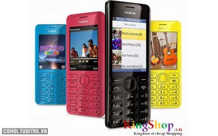 Điện thoại di động Gowin N206 2 sim 2 sóng