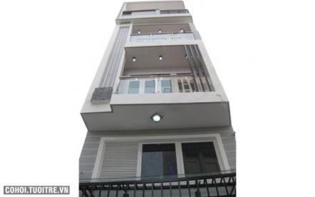 Nhà mới xây mặt tiền Nguyễn Thượng Hiền Bình Thạnh