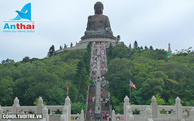 Du lịch Hồng Kông 4N3Đ