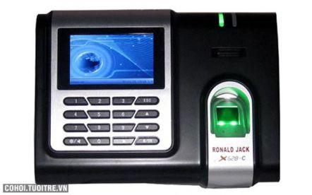 Máy chấm công Ronald Jack X628-C+ID