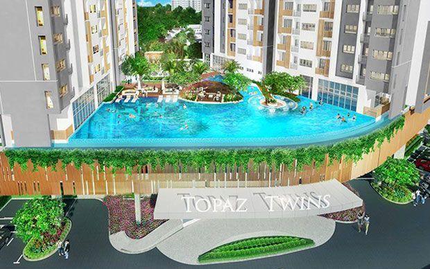 Topaz Twins - căn hộ chăm sóc sức khoẻ tiên phong tại Biên Hoà
