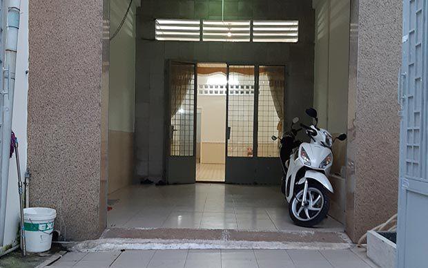 Cho thuê nhà mặt tiền đường Bùi Đình Túy, Q.Bình Thạnh