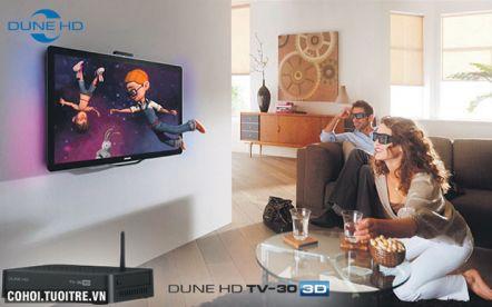 Dune HD 303D - Chuyên dành cho phòng phim gia đình