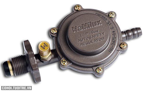 Van điều áp ngắt gas tự động Namilux NA347S