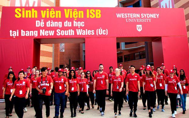 Sinh viên Viện ISB dễ dàng du học tại bang New South Wales (Úc)