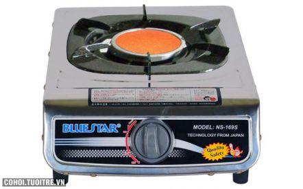 Bếp đơn hồng ngoại BlueStar NS-169SC