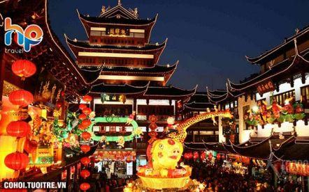 Tour Trung Quốc 6 ngày dịp Tết Bính Thân 2016