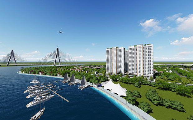 Samsora Riverside - thanh toán hàng tháng chỉ bằng một nửa giá thuê nhà