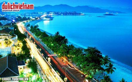 Tour Nha Trang 3 ngày, bao gồm vé máy bay