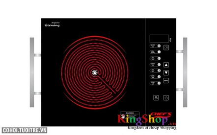 Bếp hồng ngoại đơn CHEF'S EH - HL201 công nghệ Đức