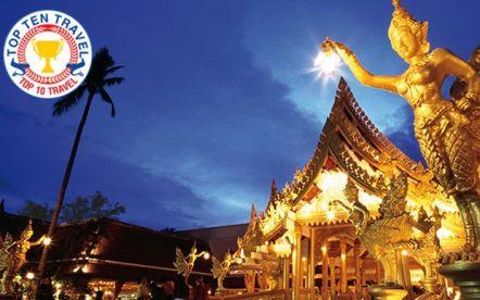 Du lịch Thái Lan: Tưng bừng khuyến mãi hè