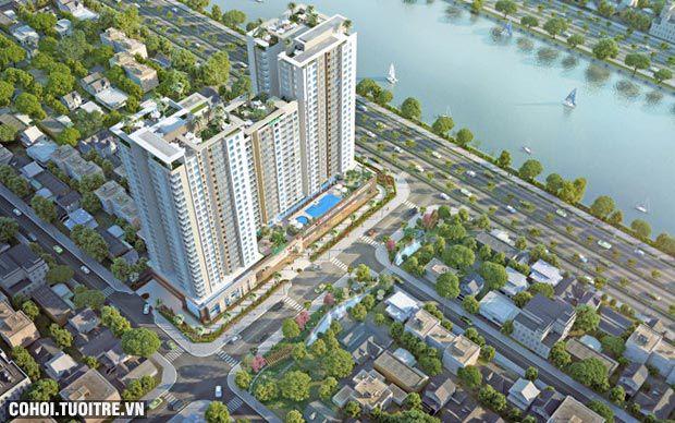 Viva Riverside hưởng 5 quy hoạch vàng phía Tây Nam TP.HCM