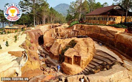 Tour du lịch Đà Lạt - Khám phá những địa điểm mới