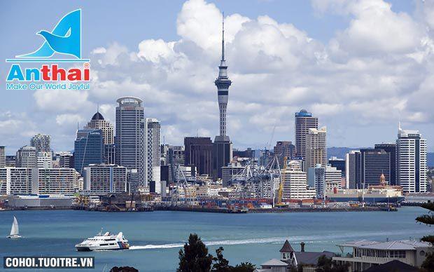 Du lịch New Zealand 6N5Đ