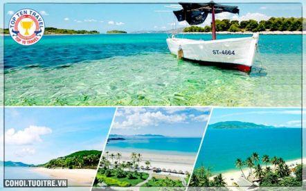 Tour Nha Trang - Biển Đảo - Bãi Dài - Vinpearl