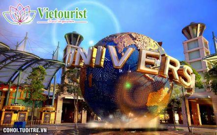 Tour du lịch Universal Studios – Wow Singapore 3N2Đ