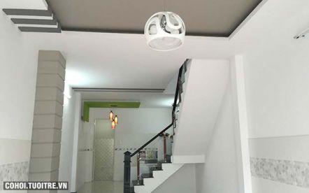 Cần sang lại nhà mới xây ở khu Tên Lửa, Q.Bình Tân