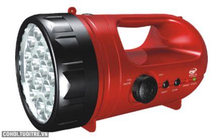 Đèn pin sạc Legi LG-0333D-VT