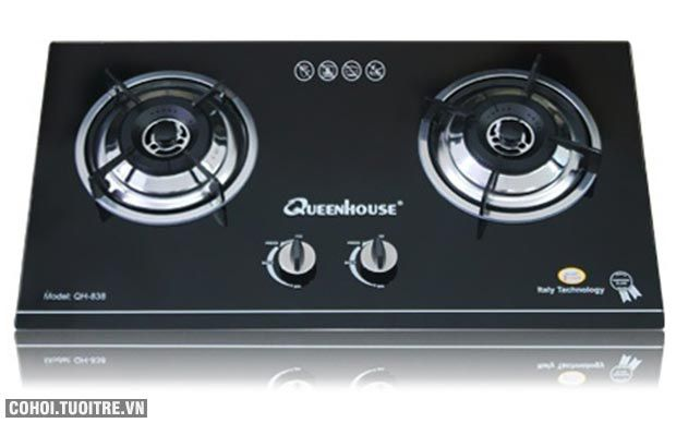 Bếp gas âm Queenhouse QH838 loại tốt