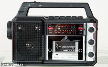 Radio Casette Legi LG-3638RA-VT