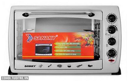 Lò nướng Sanaky VH 359B, dung tích 35L